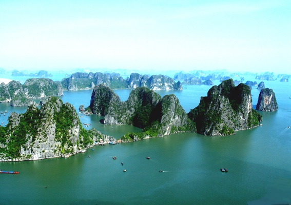 Get to know Vietnam in bird eyes with pleasetour.com (budget)