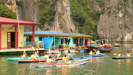 Vietnam highlight destination in Ha Noi and Ha Long bay