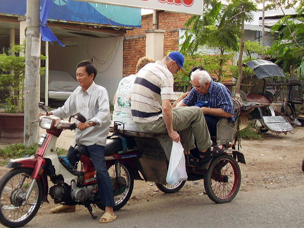 Wonderful family tour in Southern Vietnam