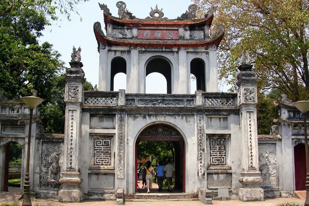 Impression to the north of Vietnam in budget tour