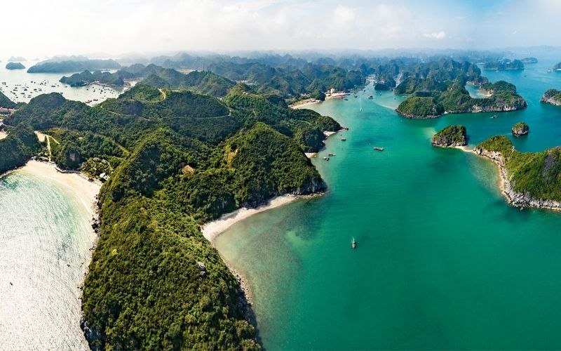 5 days to enjoy to the natural landscape in package of tour
