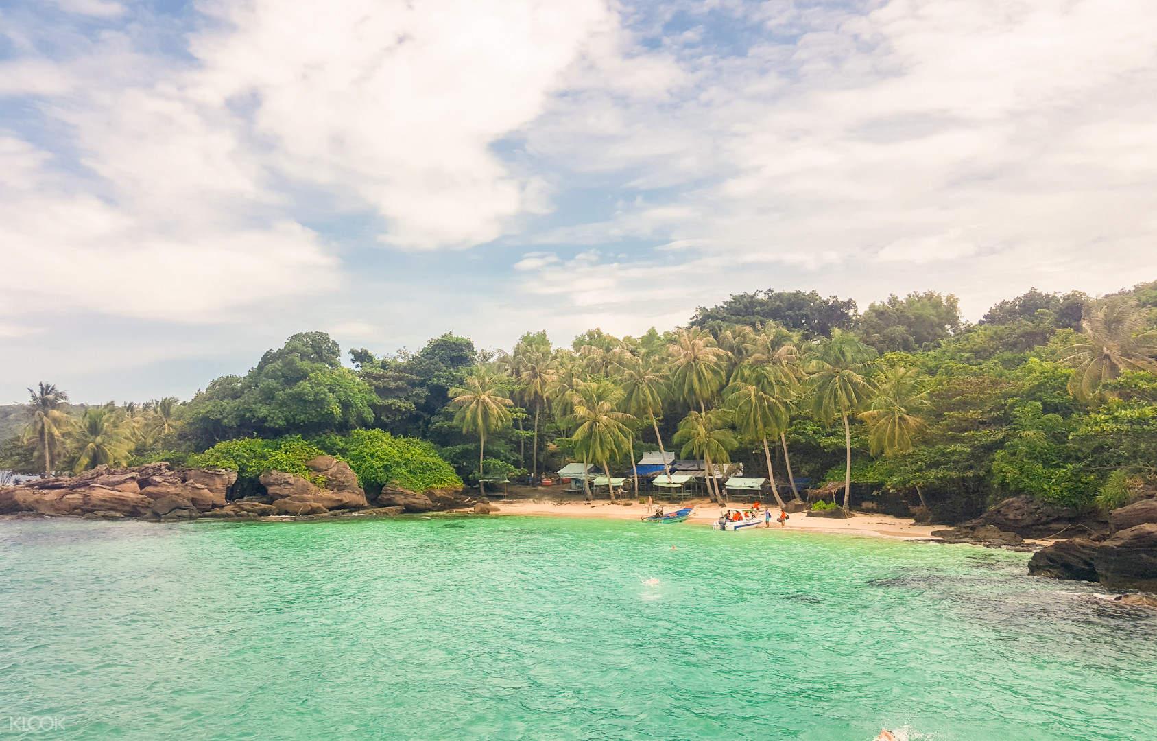 Please tour dành cho bạn trẻ khám phá đảo Ngọc